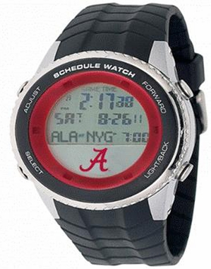 Alabama Schedule Watch