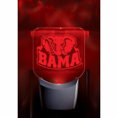 Alabama Set of 2 Nightlights