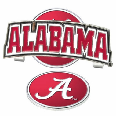 Alabama Slider Clip With Ball Marker
