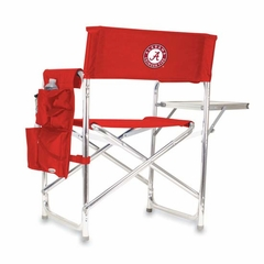 Alabama Sports Chair (Red)
