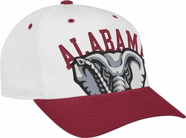 Alabama Structured Adjustable Mascot Hat