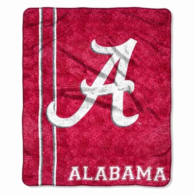 Alabama Super-Soft Sherpa Blanket