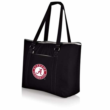 Alabama Tahoe Beach Bag (Black)