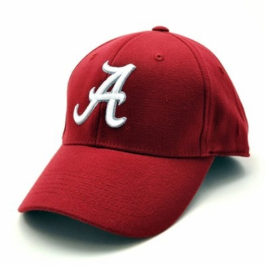 Alabama Team Color Premium FlexFit Hat