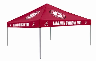 Alabama Team Color Tailgate Tent