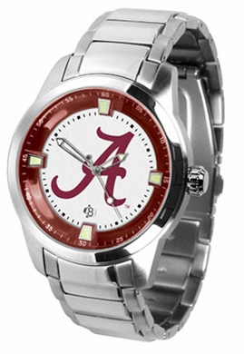Alabama Titan Men's Steel Watch
