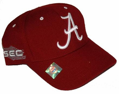 Alabama Triple Conference Adjustable Hat