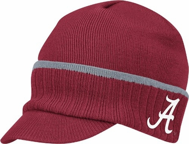Alabama Visor Knit Hat