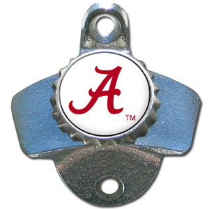 Alabama Wall Mount Bottle Opener