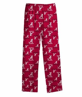 Alabama YOUTH Logo Pajama Pants