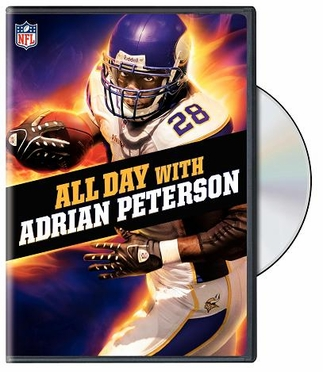All Day with Adrian Peterson DVD