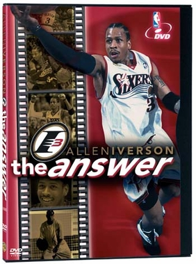 Allen Iverson: The Answer DVD