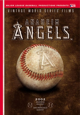Anaheim Angels Vintage World Series Films DVD