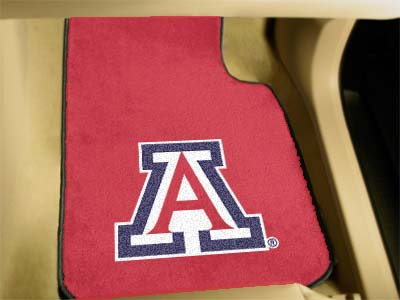 Arizona 2 Piece Car Mats
