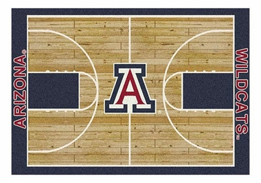 "Arizona 5'4"" x 7'8"" Premium Court Rug"