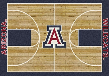 "Arizona 7'8"" x 10'9"" Premium Court Rug"