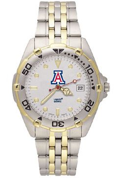 Arizona All Star Mens (Steel Band) Watch
