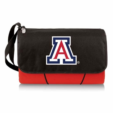 Arizona Blanket Tote (Red)