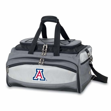 Arizona Buccaneer Tailgating Embroidered Cooler (Black)