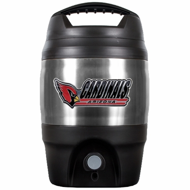 Arizona Cardinals Heavy Duty Tailgate Jug