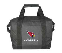 Arizona Cardinals 12 Pack Cooler Bag