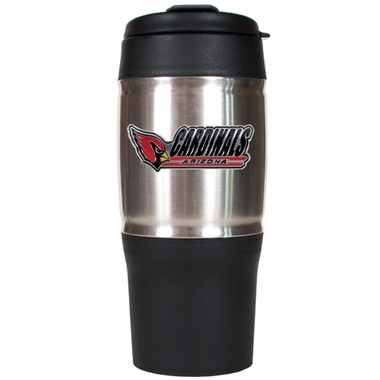 Arizona Cardinals Heavy Duty Travel Tumbler