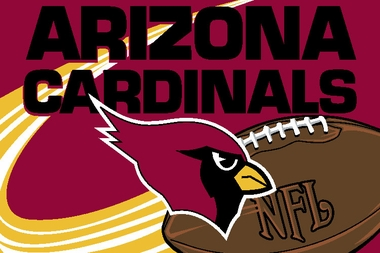 Arizona Cardinals 20 x 30 Rug