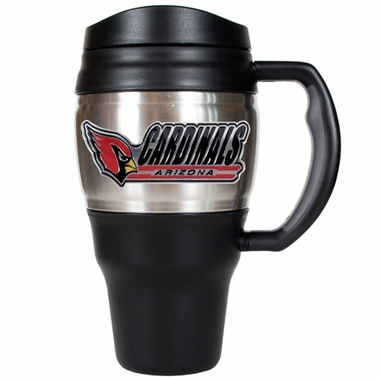 Arizona Cardinals 20oz Oversized Travel Mug