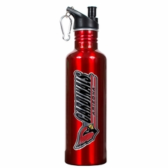 Arizona Cardinals 26oz Stainless Steel Water Bottle (Team Color)
