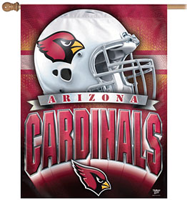 "Arizona Cardinals 27"" x 37"" Banner"