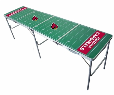 Arizona Cardinals 2x8 Tailgate Table