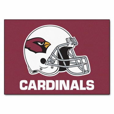 Arizona Cardinals 34 x 45 Rug