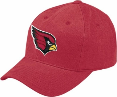 Arizona Cardinals Basic Logo Adjustable Cotton Hat