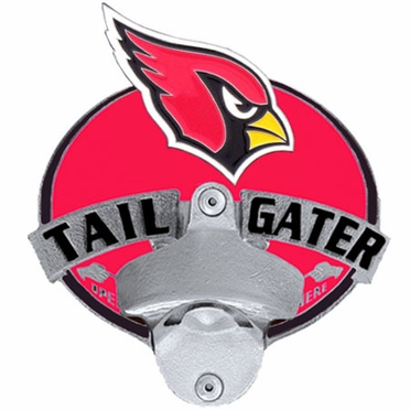 Arizona Cardinals Bottle Opener Hitch Cover