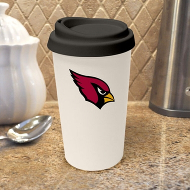 Arizona Cardinals Ceramic Travel Cup