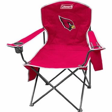Arizona Cardinals Cooler Quad Tailgate Chair