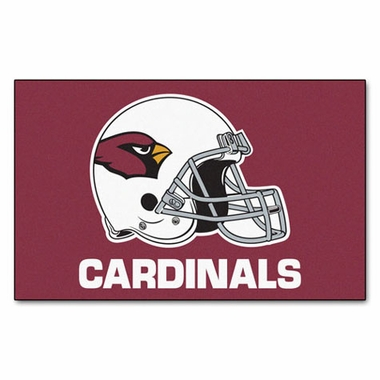 Arizona Cardinals Economy 5 Foot x 8 Foot Mat