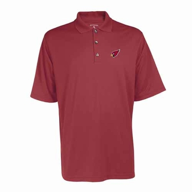 Arizona Cardinals Mens Exceed Polo (Team Color: Red)