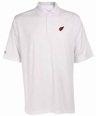 Arizona Cardinals Mens Exceed Polo (Color: White)