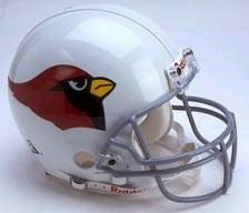 Arizona Cardinals Full Sized Replica Helmet