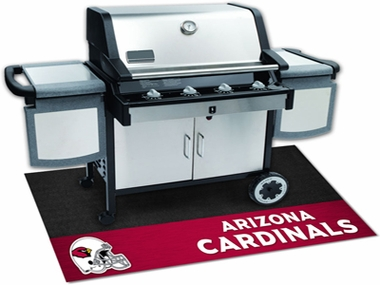 Arizona Cardinals Grill Mat