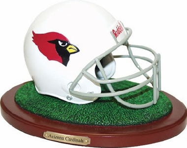 Arizona Cardinals Helmet Figurine