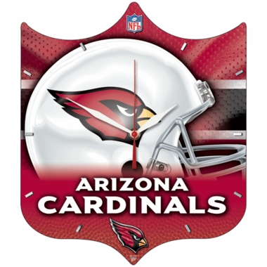 Arizona Cardinals High Definition Wall Clock