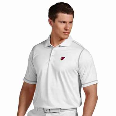 Arizona Cardinals Mens Icon Polo (Color: White)