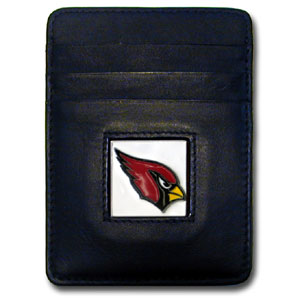 Arizona Cardinals Leather Money Clip (F)