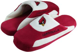 Arizona Cardinals Low Pro Scuff Slippers - Small