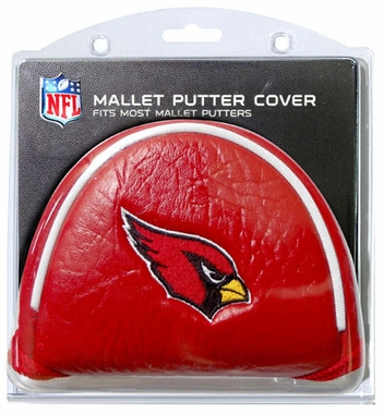 Arizona Cardinals Mallet Putter Cover