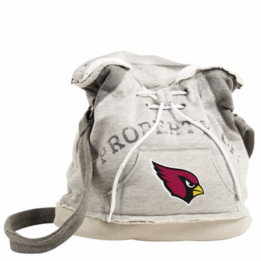 Arizona Cardinals Property of Hoody Duffle