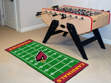 Arizona Cardinals Runner Rug