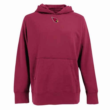 Arizona Cardinals Mens Signature Hooded Sweatshirt (Team Color: Red)